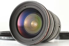 【MINT】 Canon New FD NFD 24-35mm F/3.5 L Wide Angle Zoom Lens Filter From JAPAN