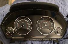 Bmw 3 4 series F30 F31 F32 F33 F36 Quadro Strumento Benzina Sport