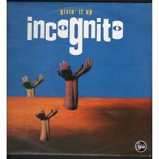 """Incognito Vinile 12"""" Givin' It Up / Talkin' Loud 858 043-1 Nuovo"""