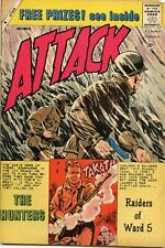 Attack #60 (1959) Charlton Comics