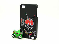 Japanese Comics Masked Rider Kamen Rider Black Hard Case for iPhone 4/4S Black