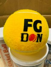 Cricket Tennis Tape Ball Fg Don ( 3 Pc ) Best for Tape Ball Cricket, Brand New