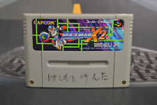 ROCKMAN X2 (MEGA MAN X2) SFC SUPER FAMICOM COMBINED SHIPPING