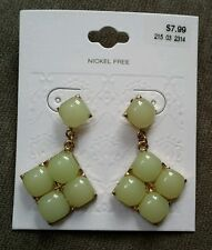 25% OFF! NEW!! Nickel Free Pierced Earrings
