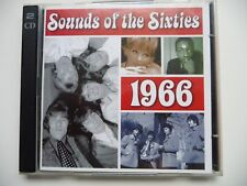Time Life Sounds of the Sixties 1966  CD rare