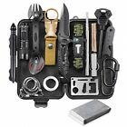 Survival Gear Kit 24 in 1 Emergency EDC Survival Tools Premium Quality