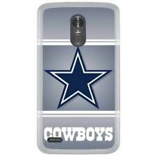 For LG Aristo Case Cover Skin Dallas Cowboys Bottom