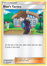 Blue's Tactics 188/236 MINT/NM - UNIFIED MINDS - Pokemon TCG