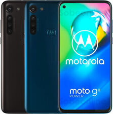 Motorola Moto G8 Power 64GB 4GB RAM XT2041-1 (FACTORY UNLOCKED) 6.4