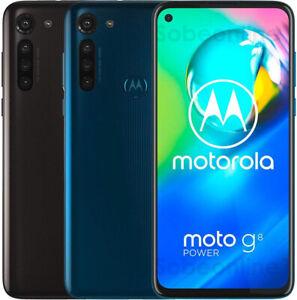 "Motorola Moto G8 Power 64GB 4GB RAM XT2041-3 (FACTORY UNLOCKED) 6.4""  Dual Sim"