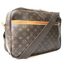 Louis Vuitton Monogram reporter GM shoulder bag M45252 Used 3140-10A15
