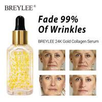 BREYLEE Facial Skin Care Anti wrinkle Anti-Aging Face Essence Serum Cream Women