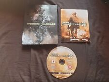 CALL OF DUTY MODERN WARFARE 2 Sony Playstation 3 Game PS3 STEELBOOK