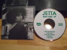 RARE PROMO Jetta CD Start A Riot EP soul Feel Like Coming Home Operators pre RSD