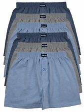 6 Herren 100% Baumwoll Boxershort weiche Qualität!! Short Boxer Unterhosen Pants
