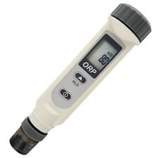 ORP Meter Pen Type Redox Water Treatment Digital Tester 999mV Waterproof IP65