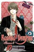 Rosario+Vampire: Season II, Vol. 10 - Paperback By Ikeda, Akihisa - VERY GOOD