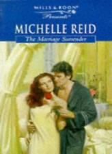 The Marriage Surrender (Presents),Michelle Reid