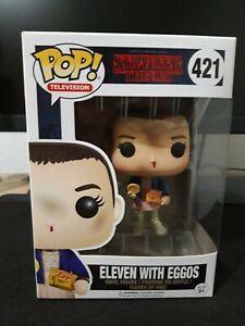 Funko POP (Eleven With Eggos) New!!!!!
