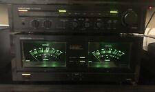 Onkyo Integra M-504 Stereo Power Amp & P-304 Pre Amp