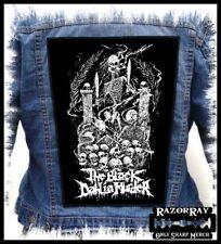 BLACK DAHLIA MURDER - Skulls  --- Huge Jacket Back Patch Backpatch