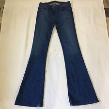 "J Brand Women's Flare Jeans Size 27 Reg Wash 28"" x 33.5"""