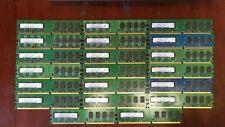 Lot of 20 Hynix 2GB 6400u DDR2  PC2 Desktop  Memory RAM
