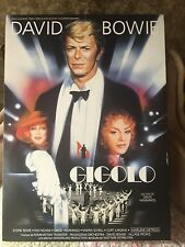 DAVID BOWIE GIGOLO MOVIE POSTER FROM 1978 FRENCH