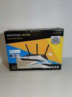 NETGEAR Nighthawk AC1750 Smart Dual Band WiFi Router (R6700)