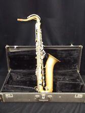 Bundy Tenor Saxophone