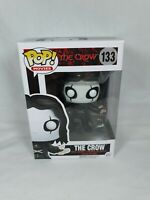 The Crow Pop Movie's The Crow #133 Vinyl Figure Funko Vaulted Aus Seller