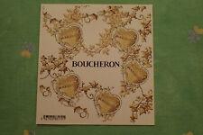 2019 Bloc Feuillet BF 146 COEURS DE BOUCHERON NEUF**LUXE