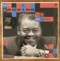 Vinyl Rock & Roll New Orleans Fats Domino Rock And Rollin 180g Sealed LAST ONE!