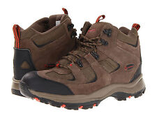 NIB Nevados Boomerang II Mid Men's Size 9.5 Hiking Boots Boot Brown Suede upper