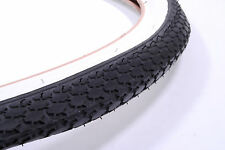 Kenda K75 Whitewall Tire 26 x 1 3/4, White Wall