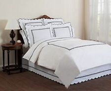Wickham Rope Embroidered Duvet Cover