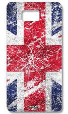 CUSTODIA COVER CASE BANDIERA LONDRA UK GRAFFI PER SAMSUNG GALAXY ALPHA SM-G850F
