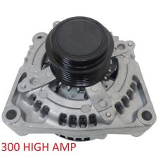 HIGH OUTPUT ALTERNATOR CHEVY SILVERADO SUBURBAN TAHOE GMC SIERRA GMC Truck 300A