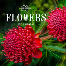 Our Australia: Flowers 2018 Calendar by Universal Magazines.