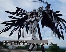 Black Wing Feather Upgrade Kit for MG 1/100 XXXG-00W0 Wing Gundam Zero Custom EW