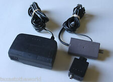 OEM Nintendo 64 Power Cord + RF Switch + N64 Modulator - AC Adapter Cable Bundle