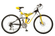 Titan Bicycles Glacier Pro 21-speed 26-in Mountain Bike