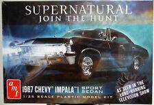 1967 Chevrolet Impala Sport Sedan Supernatural 1:25 AMT 1124
