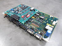 USED Bailey Controls IIMKM01 Control Card Assembly 6638511B1