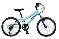 "Falcon Jade 20"" Kids Girls Mountain Bike Front Suspension MTB Bicycle 6Spd 2019"