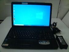 Toshiba Satellite C655 Win 10 Home (320gb*4gb*Core i3) Webcam*DVDRW*AUT#2046*NR*