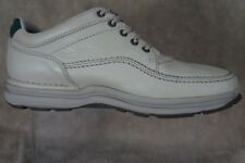 Rockport Walking Shoes Sneakers Beige Women's Pro-Walker Leather Size 9M WWT14 M