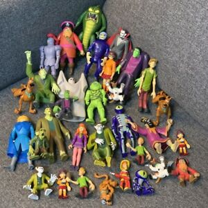 """Lot 32 Scooby-Doo 50th Anniversary Exclusive 5"""" Action Figure Hanna-Barbera Toys"""
