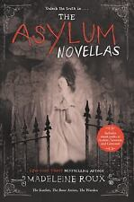 The Asylum Novellas Scarlets Bone Artists and Warden by Madeline Roux Paperback