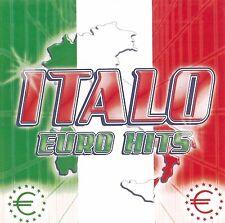 Italo Euro Hits Vol 1 Various Artists
